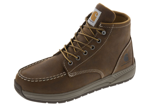 Brown 4` Lightweight Wedge Boot NS