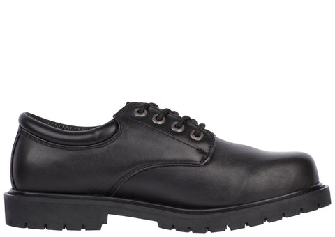 Cottonwood Black 4 Eye SR Oxford