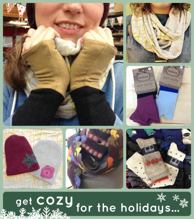 Snuggle Up With Cozy Winter Gifts