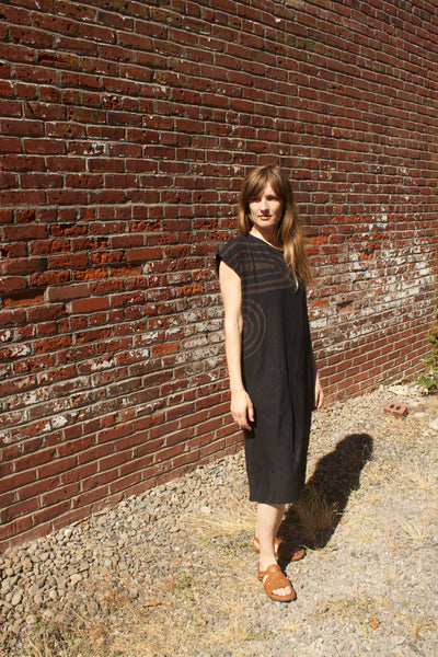 HT+RP collaboration Rebecca Pearcy Heather Treadway Portland local clothing designer