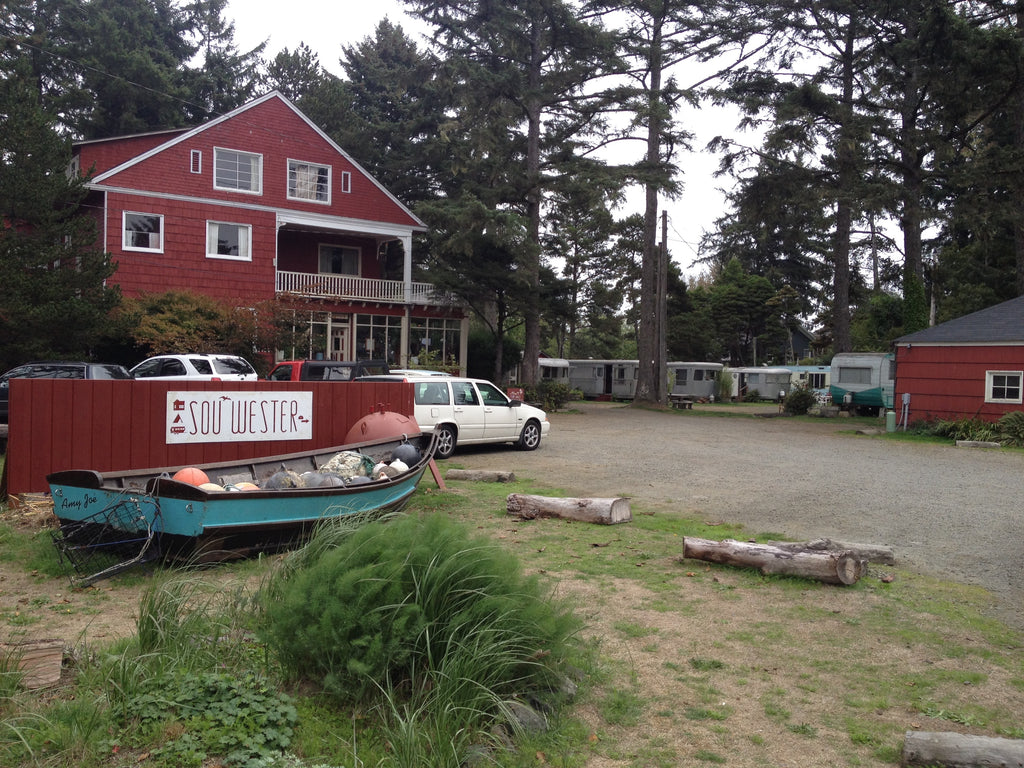 sou'wester lodge and grounds, seaview, washington