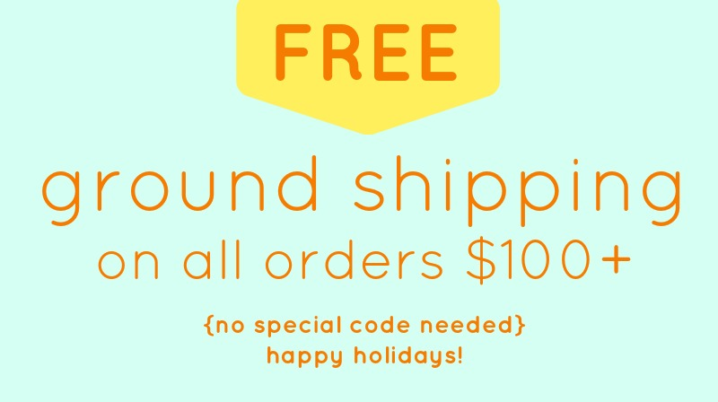 queen bee free shipping on all orders over $100!