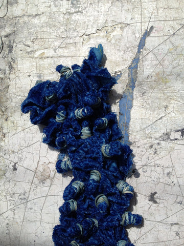 indigo dyeing workshop ocac diy crafts