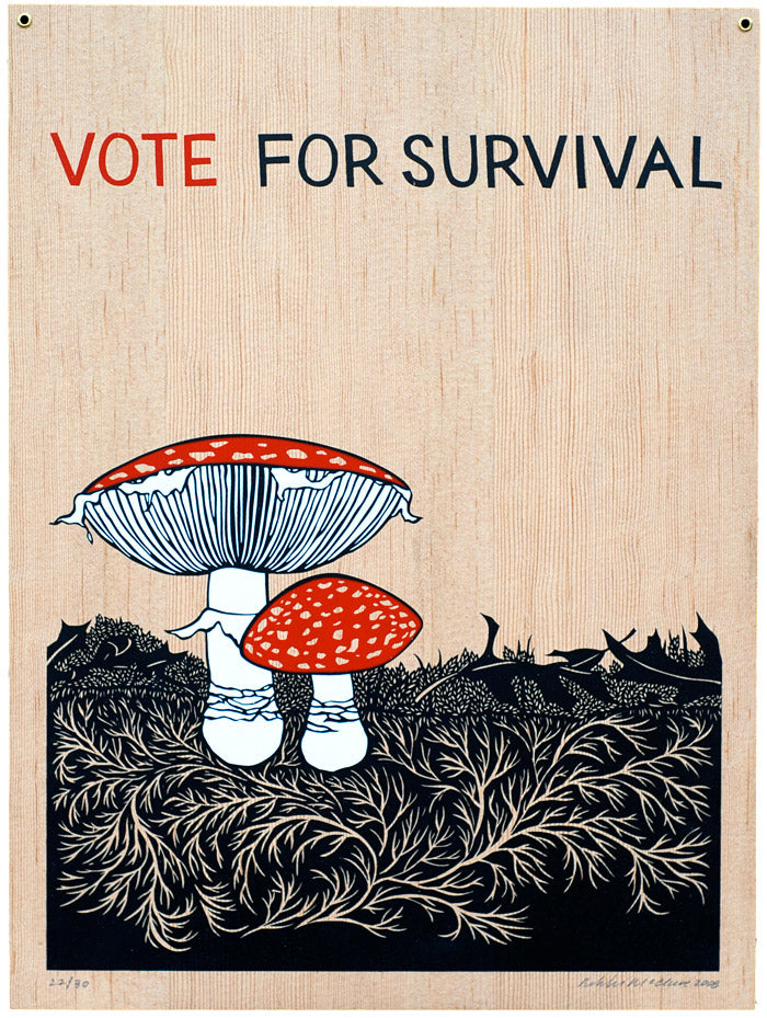nikki mcclure vote for survival