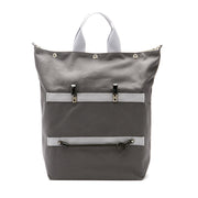 Kittie Canvas Tote Bike Pannier - 'Gulls'