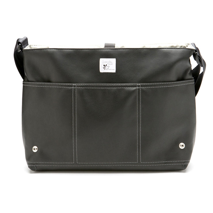 Messenger Diaper Bag - 'Double Dutch'