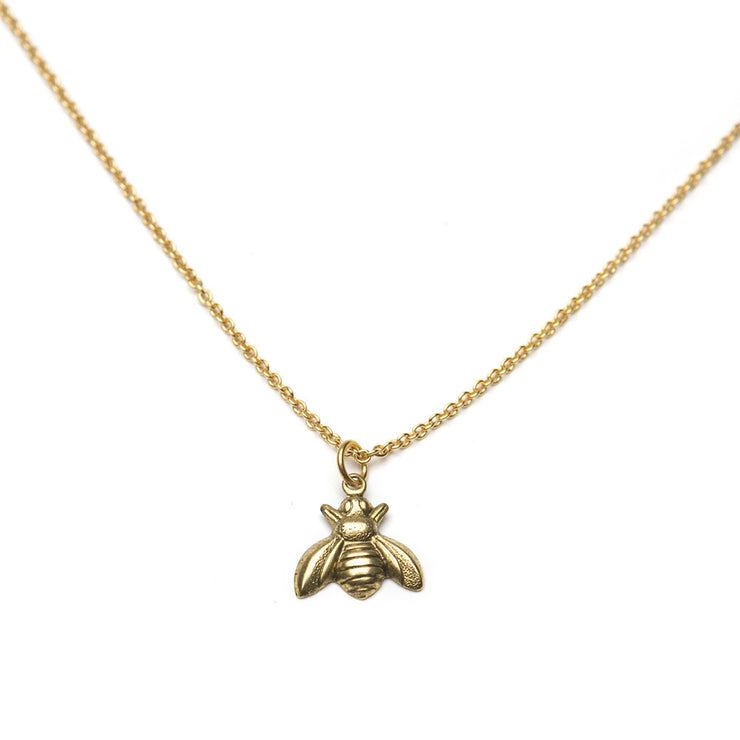 Honey Bee Necklace by Amano Studio