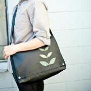 Trucker Messenger Bag - 'Minima'