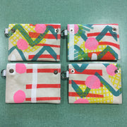 Snap Wallet - 'Everything Print'