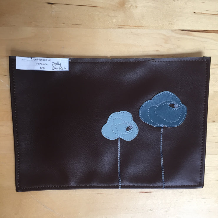 Unfinished Penelope Purse Flaps - 'Saturday Special'