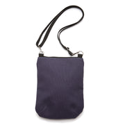 Canvas Vinni Mini Crossbody Purse - 'Double Dutch'