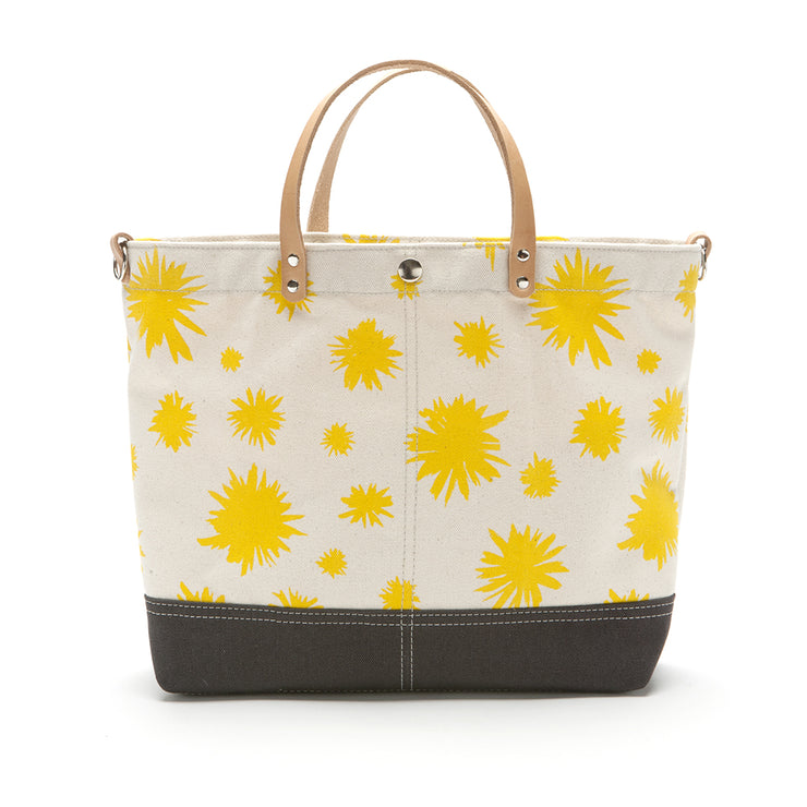 Printed Vessel Tote Bag - 'Dandelion'