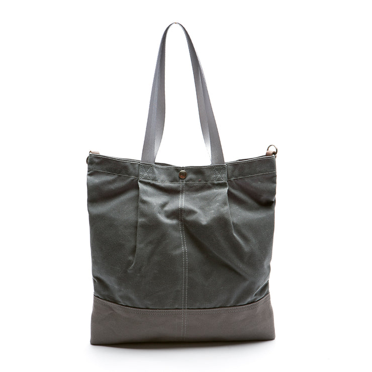 Rhoda Tote -Waxed Canvas