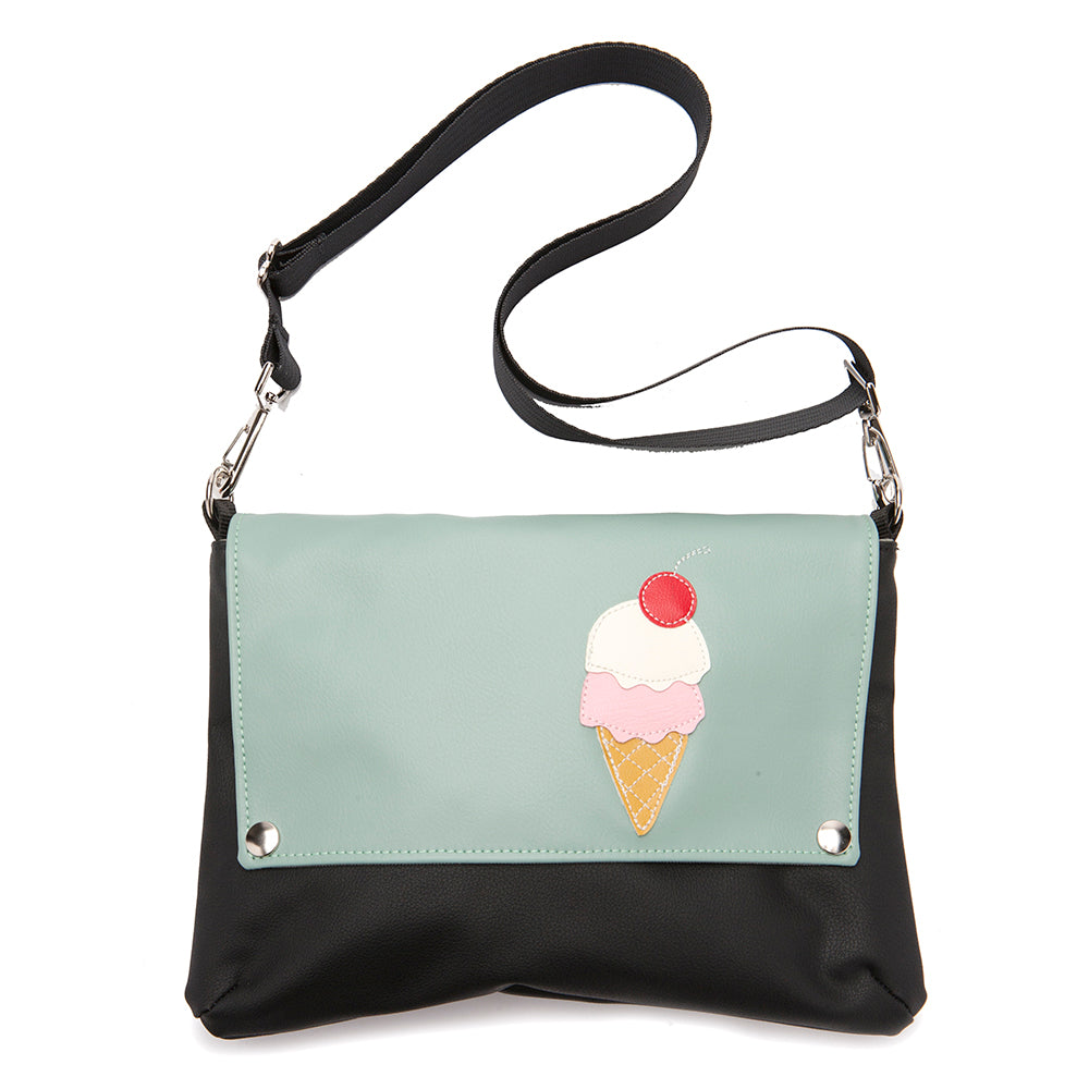 Bags queen bee by rebecca pearcy penelope purse ice cream ccuart Images
