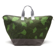 Weekender Travel Bag - 'Ginkgo Drizzle'