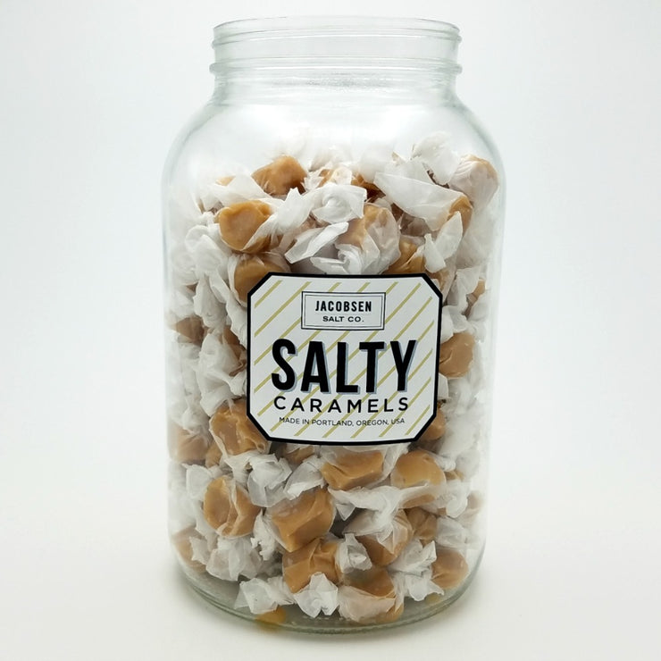 Salty Caramels by Jacobsen Salt Co.