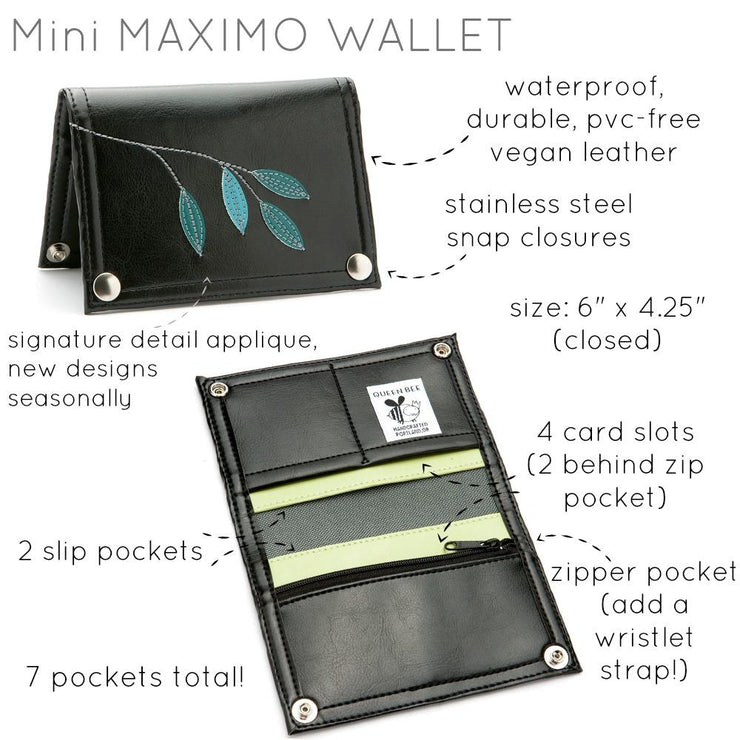 Maximo Wallet - 'Double Dutch'