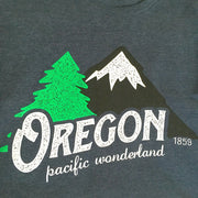 'Pacific Wonderland' T-Shirt by Little Bay Root