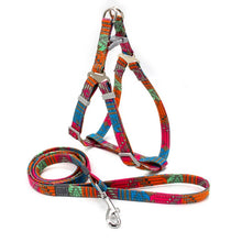 Load image into Gallery viewer, No Pull Adjustable Dog Harness Set with 1.2m Dog Leash (3709426729040)