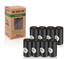 Load image into Gallery viewer, Biodegradable Eco-Friendly Dog Poop Bags (3709423386704)