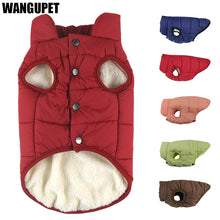 Load image into Gallery viewer, Winter Pet Coat (3709651877968)