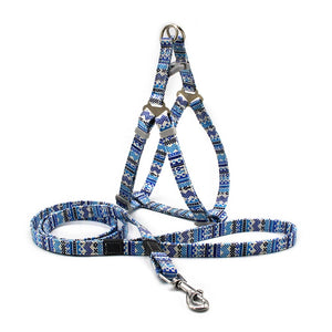 No Pull Adjustable Dog Harness Set with 1.2m Dog Leash (3709426729040)