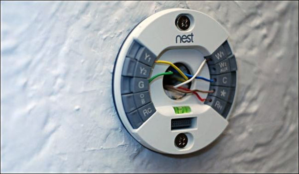 Google Nest Learning Thermostat wiring