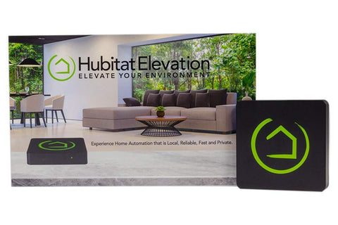 Hubitat Elevation Hub | Houzhack