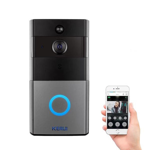 KERUI Wireless Security Video Doorbell | Houzhack