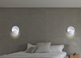 LED Rotating Wall Lamp