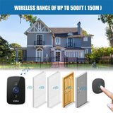 KERUI M525 Smart Wireless Doorbell | Houzhack