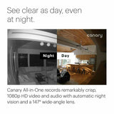 Canary 1080p HD Security Camera
