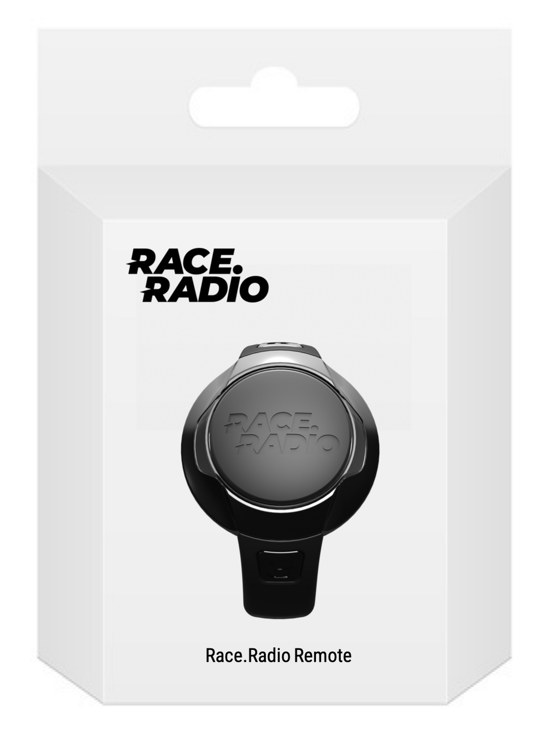 Race.Radio Remote - Single Pack