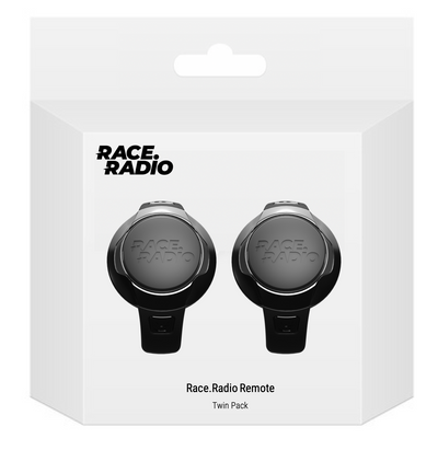 Race.Radio Remote - Twin Pack