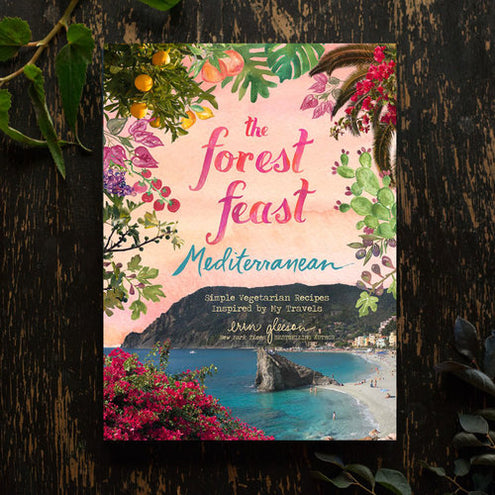 The Forest Feast Cookbook- Mediterranean-BOOKS, AUDIOS & VIDEOS-Kevin's Fine Outdoor Gear & Apparel