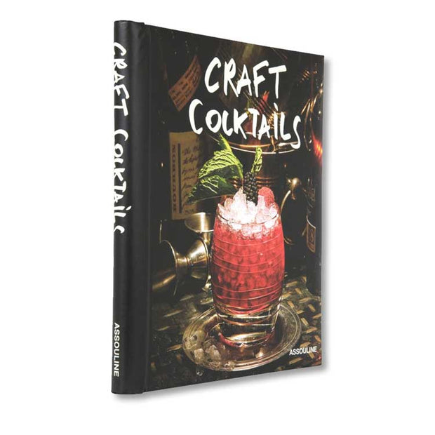 Craft Cocktails Book