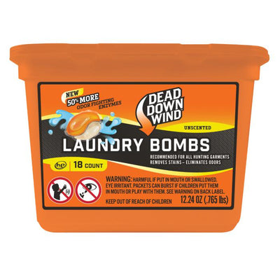 Dead Down Wind Laundry Bombs-HUNTING/OUTDOORS-Kevin's Fine Outdoor Gear & Apparel