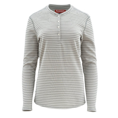 Simms Ladies Drifter Henley Shirt