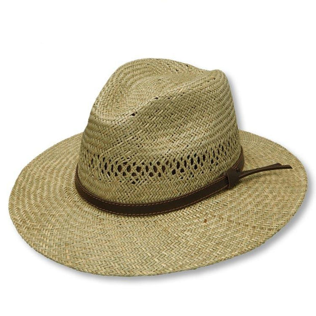 Stetson Childress Straw Hat
