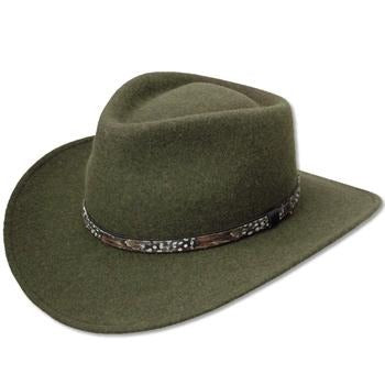 "Stetson Expedition - 3"" Brim"