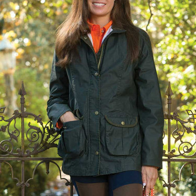 Kevin's Huntress Washable Waxed Jacket