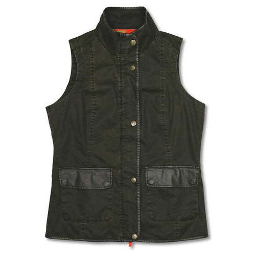 Kevin's Huntress Washable Waxed Vest