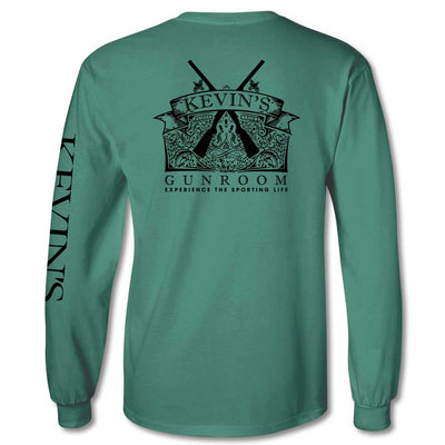 Kevin's Gunroom Long Sleeve T-Shirt-T-Shirts-S-Kevin's Fine Outdoor Gear & Apparel