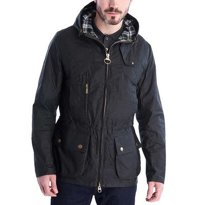 Barbour Icons Men's Durham Wax Jacket