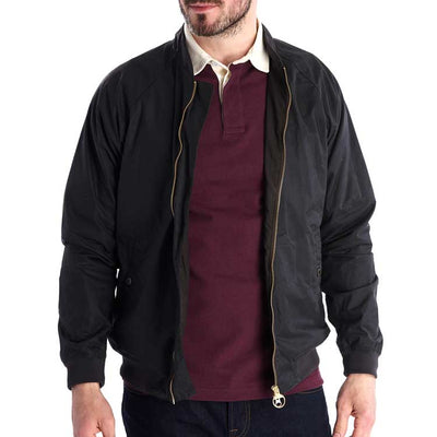 Barbour Men's Silsden Wax Jacket