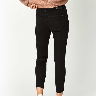 Women's Mavi Tess Super Skinny Jean-WOMENS CLOTHING-BLACK TRIBECA-25/0-Kevin's Fine Outdoor Gear & Apparel