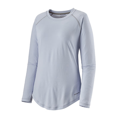 Patagonia Ladies Tropic Comfort Crew-WOMENS CLOTHING-PATAGONIA, INC.-Breaks Blue-L-Kevin's Fine Outdoor Gear & Apparel