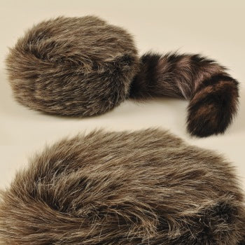 Made in USA! Kids' Davy Crockett Hat