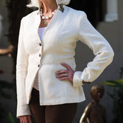 T.Ba Ladies Linen Jacket