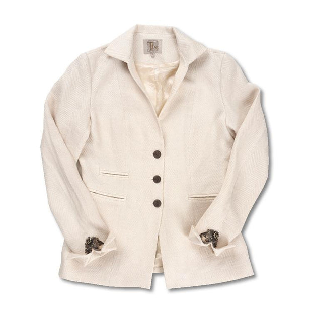 T.Ba Ladies Linen Jacket-Liquidate-T.ba-Kevin's Fine Outdoor Gear & Apparel